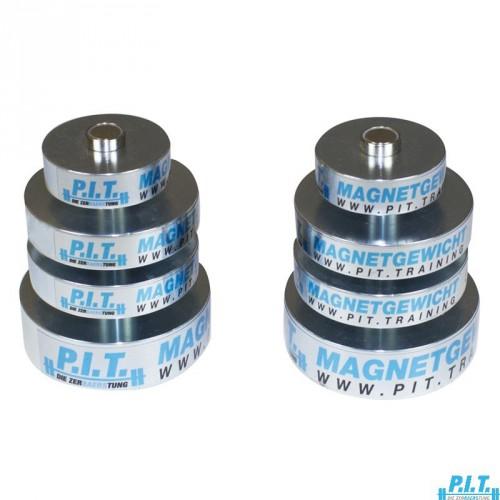 P.I.T.®-Magnetgewichte-Set 1 (250g bis 2250g)