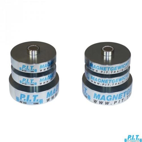 P.I.T.®-Magnetgewichte-Set 2 (500g bis 2000g)