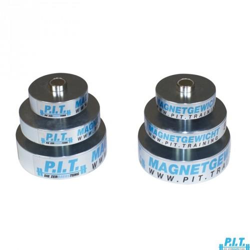 P.I.T.®-Magnetgewichte-Set 3 (250g bis 1750g)