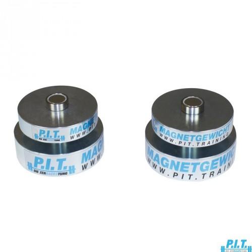 P.I.T.®-Magnetgewichte-Set 4 (500g bis 1500g)
