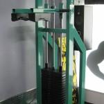 Maschine für stehendes Wadenheben im PLZ Bochum